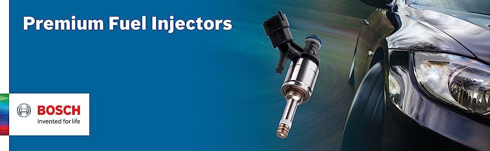 BOSCH 62805 0261500109 BMW Fuel Injector NEW OEM