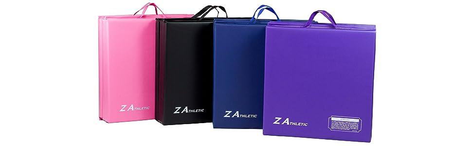 Amazon.com: Z-Athletic - Alfombrillas plegables para ...