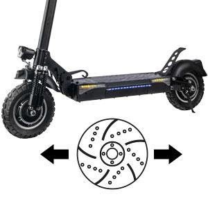SMARTGYRO Crossover Dual X2 - Patinete Eléctrico con tracción ...