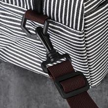 Detachable & Adjustable Strap