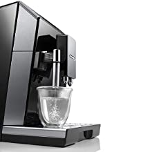 hot water function coffee machine