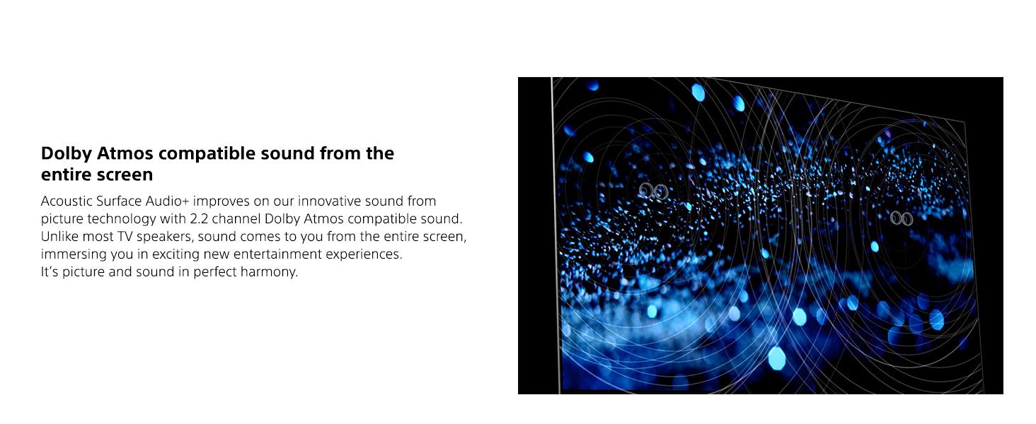 Acoustic Surface Audio+