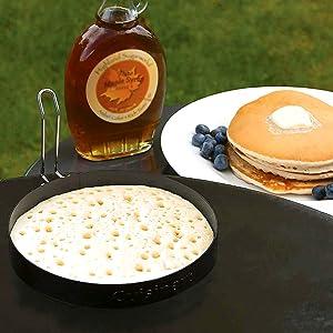 griddle ring pancake
