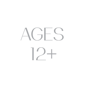 ages 12 and up