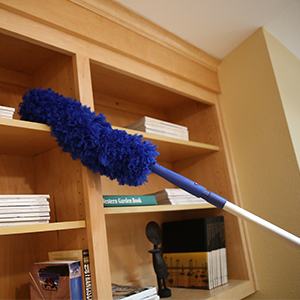 MicroSwipe Duster Extension Pole