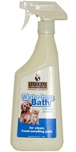 Amazon.com: Waterless baño Champú: Mascotas