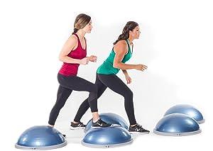 Amazon.com : Bosu Pro Balance Trainer : Exercise Balls