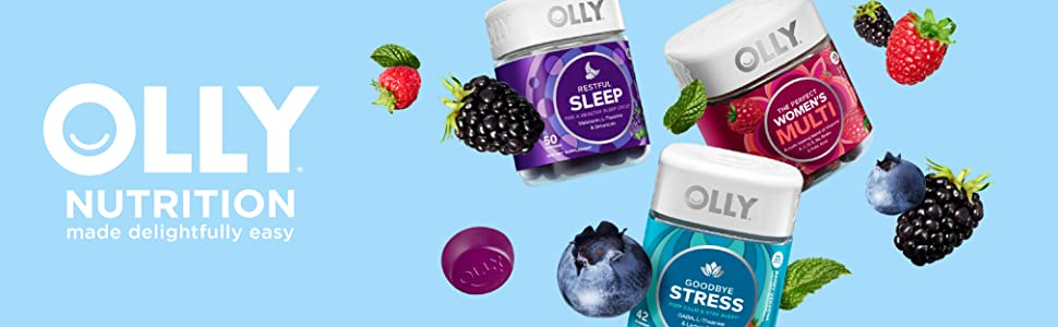 olly, mens supplements, womens supplement, daily supplement, supplement, daily vitamin