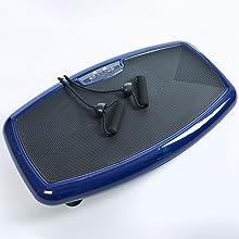 Sklandika 600- Plataforma vibratoria- Uso doméstico- Azul