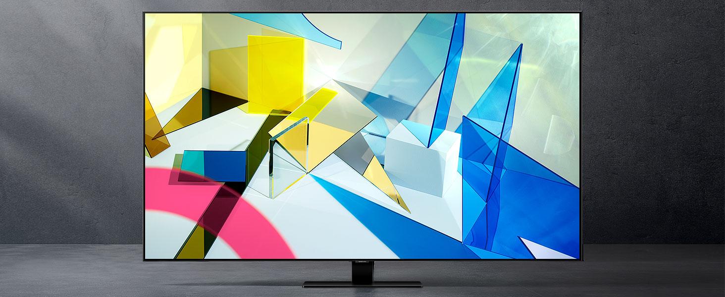 Samsung QLED 4K 2020 55Q80T - Smart TV de 55