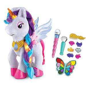 licorne, vtech, maquillage enfant, maquiller enfant, chant enfant, cheval, licorne peluche