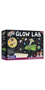 Galt Glow Lab, Science Kit for Kids