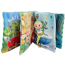cocomelon toys books for kids