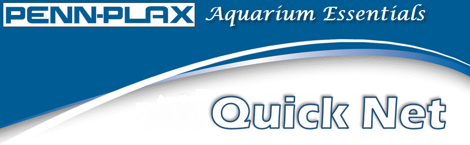 Cleaning & Maintenance Fish & Aquariums Penn Plax Infrared Quick Aquarium Net