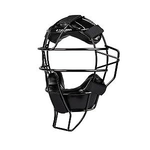 CM63B Umpire Mask 3/4 View