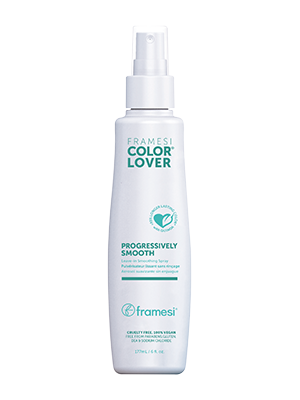 Framesi Color Lover Progressively Smooth, Take Home Smoothing, Penetrates deep to transform hair