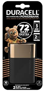 Powerbank 10050 mAh duracell