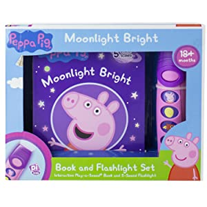 flashlight,sound,book,toy,toys,picture,pi,kids,p,i,phoenix,international,publications,peppa,pig,pigs