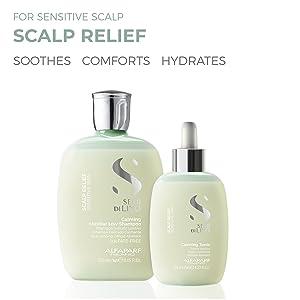 alfaparf milano scalp relief shampoo sensitive skin alfa parf semi di lino care product micellar