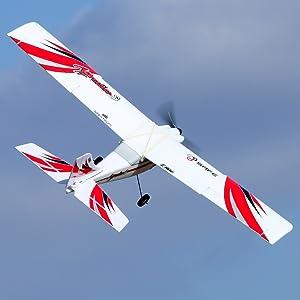 Apprentice S 15e soaring in sky