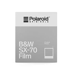 Película instantánea Polaroid Originales Color SX-70 8 exposiciones