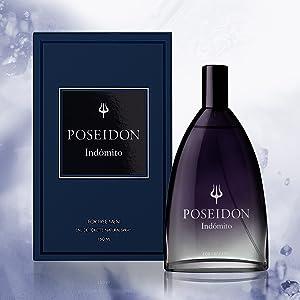 Poseidon Hombre Edición Indómito - Eau de Toilette 150 ml: Amazon ...