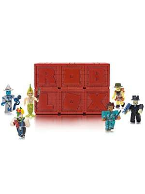 Amazon Com Roblox Action Collection Series 4 Mystery Figure 6