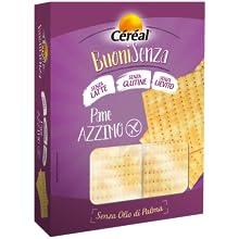cereal pane azzimo, pane senza glutine, pane senza lievito, pane cereal