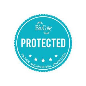 pBuzz Mouthpiece white BioCote anti-microbial protection