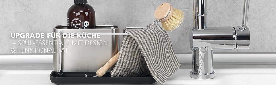 Upgrade voor de keuken – Spoel-Essentials met design en functionaliteit