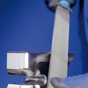 KS Tools 157.0114 Halbrund-Feile 150mm Hieb3 Form E