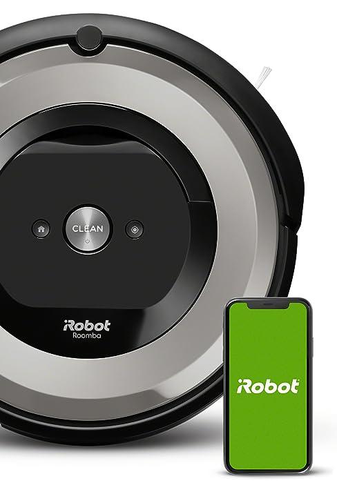 iRobot Roomba 960 Robot Aspirador, Succión 5 Veces Superior, Cepillos de Goma Antienredos, Sensores Dirt Detect, Wifi, Programable por App, compatible Alexa, Gris: Amazon.es: Hogar