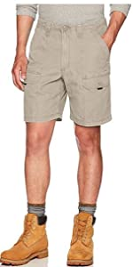 Wrangler Authentics Canvas Utility Hiker Short