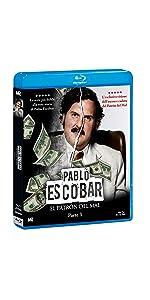 Pablo Escobar: El Patron del Mal Pt. 3 BD
