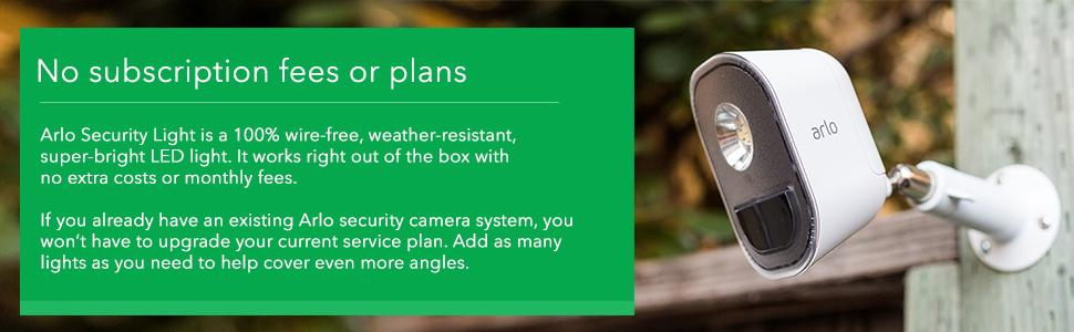 Fine Amazon Com Arlo Lights Smart Home Security Light Wireless Wiring 101 Capemaxxcnl