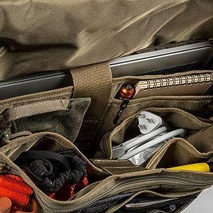 Amazon.com: 5.11 RUSH Delivery LIMA Tactical Messenger Bag