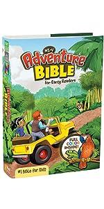 nirv adventure bible