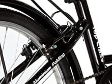 Moma bikes bici urbana plegable shimano alu aluminio city SmartGyro cuidad unisex barata brompton bh