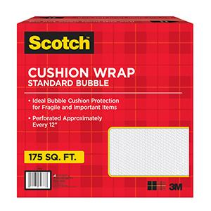 Scotch Cushion Wrap in package