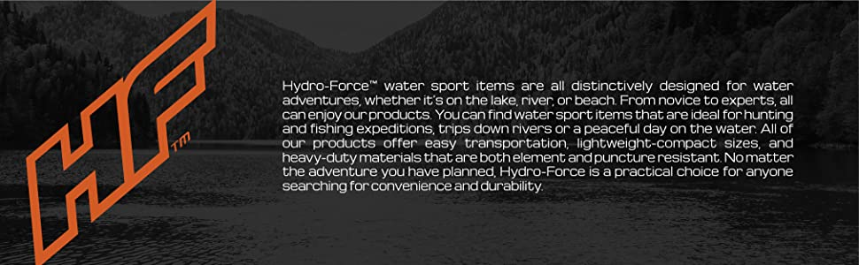 Hydro Force brand story