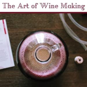 the art of wine making