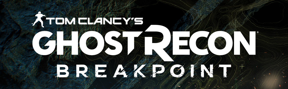 Ghost Recon Breakpoint PlayStation 4 Xbox One PS4