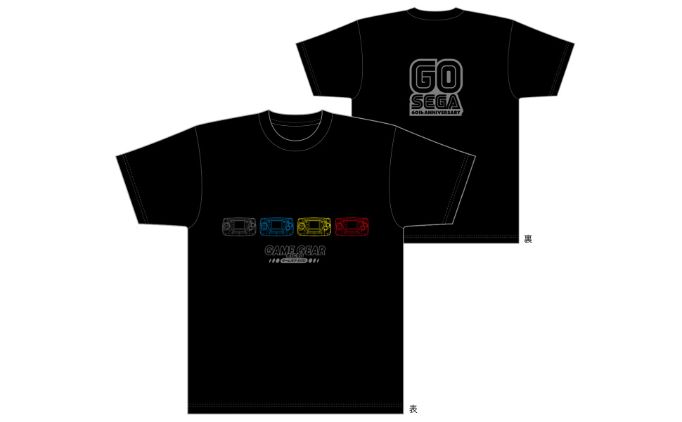 GOSEGATシャツ