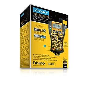 DYMO Étiqueteuse industrielle Rhino 5200