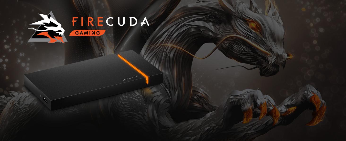 Seagate FireCuda Gaming SSD (Faze)