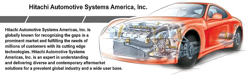 Hitachi automotive systems america