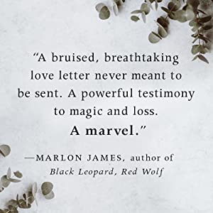 Marlon James quote