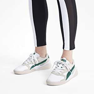 Puma Aeon Heritage Wn's, Baskets Femme