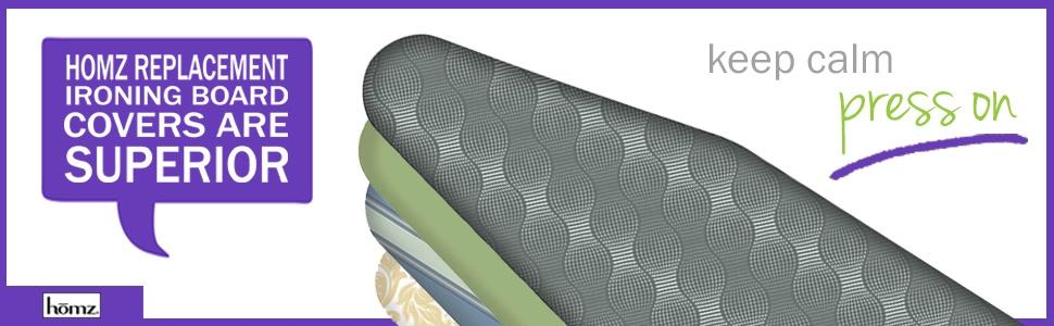 homz monthly ironing board cover and pad