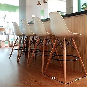 Eames Chair,eames Stool, Eiffel Chair,paris Tower Stool, Mod Made
